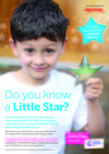 Little Star Poster